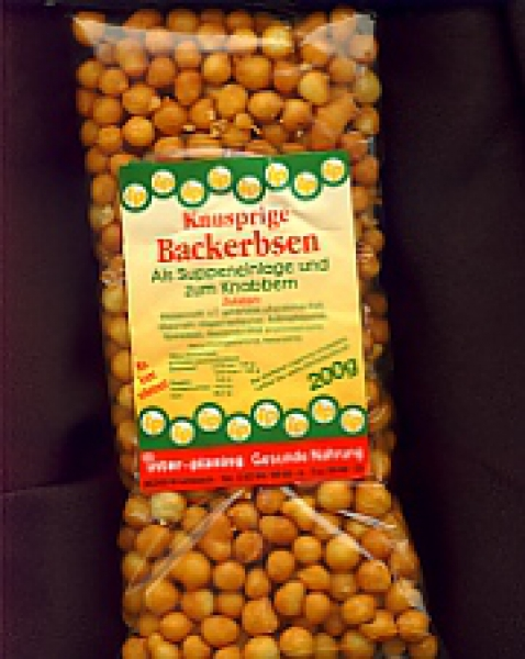 Backerbsen   500 g